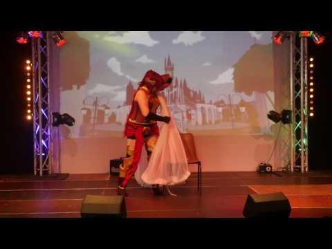 related image - Japan Party 2017 - Cosplay Samedi - 07 - RWBY - Pyrrha Nikos