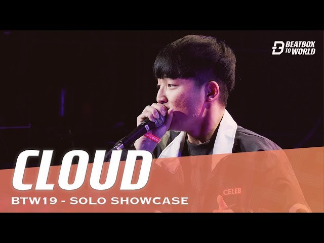 Cloud | Beatbox To World 2019 | Elimination Showcase