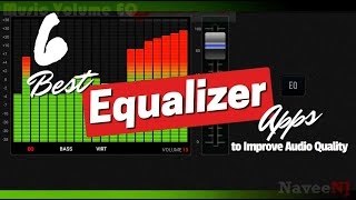 6 Best Equalizer Apps to Improve Audio Quality screenshot 1