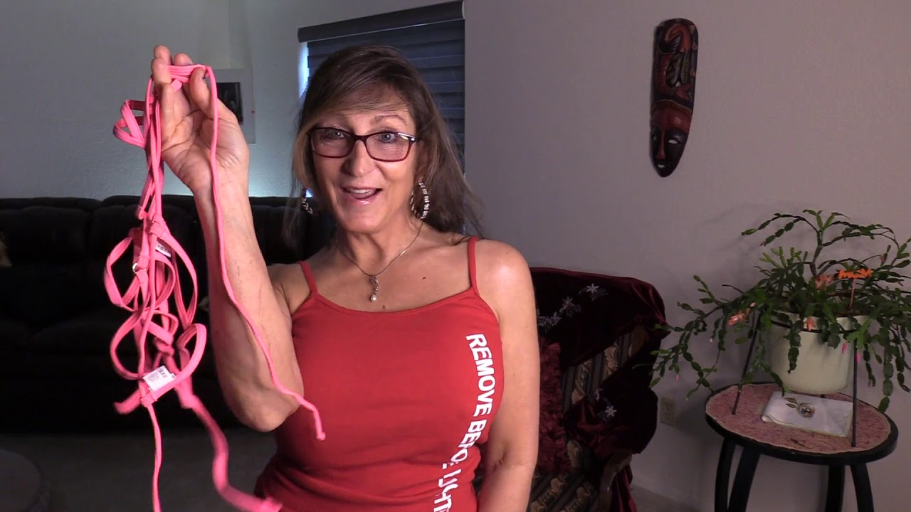 Bikini Mom 55 - Bikini Fanatics Unboxing Thong Haul - Youtube-6469