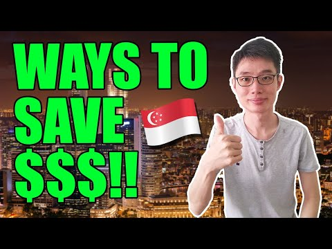 Top 10 Ways To Save Money In Singapore