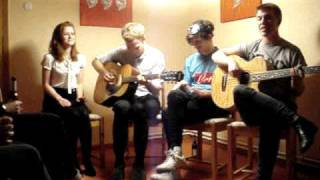 Скачать The Kabeedies Come Out Of The Blue Acoustic Nina S