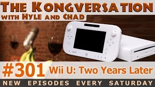 the kongversation 301 wii u two years later