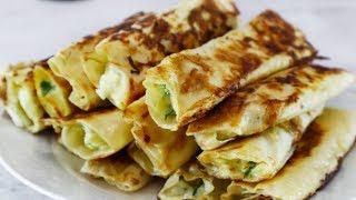 Закуски из лаваша. 5 простых и вкусных рецептов из лаваша. Перекус дома, на работе, в дорогу
