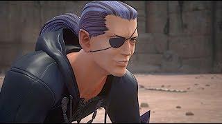 Luxu Hints Sora About Kingdom Hearts 4