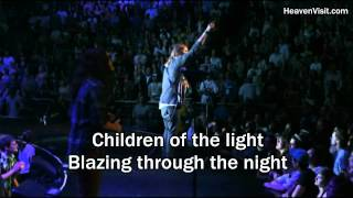 Children of the Light - Hillsong Live (2012 Cornerstone Album DVD) Lyrics (Worship Song)