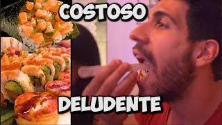 Sushi *Costoso* a Milano
