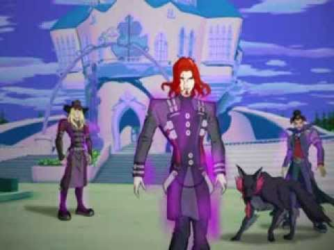 """Winx Club Season 4 Episode 1 """"The Wizards of the Black Circle"""" Nickelodeon"""