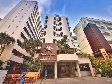 Sunshine hotel and residence pattaya