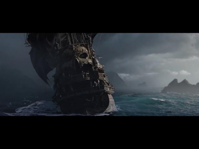 Skull and Bones - Trailer d'annonce E3 2017