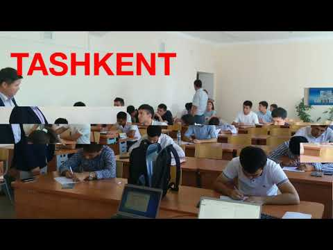 2018 Joongbu University in Uzbekistan