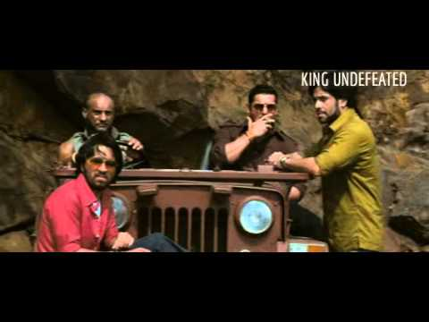 Shootout At Randwala adult hindi dubbed funny scene full gaali (new version by KING UNDEFEATED)