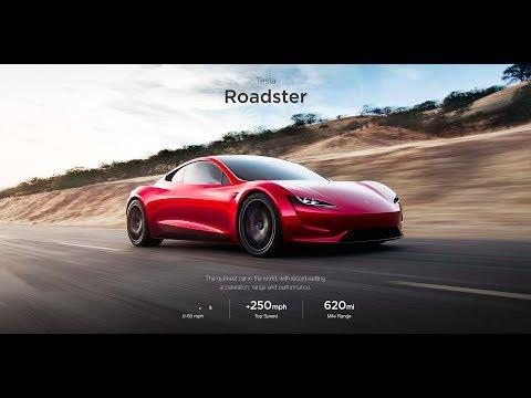 Tesla Roadster 2020 LIVE Presentation Extended Highlights - HD