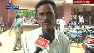 Works of Neeru-Chettu Becomes a Boon to Contractors at Vizianagaram