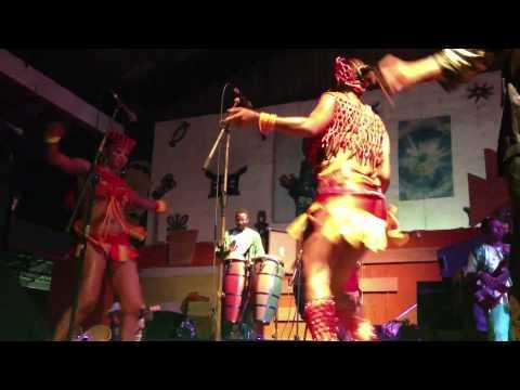 Nigeria Music: shaking bum-bums at Femi Kuti Lagos Shrine thumbnail
