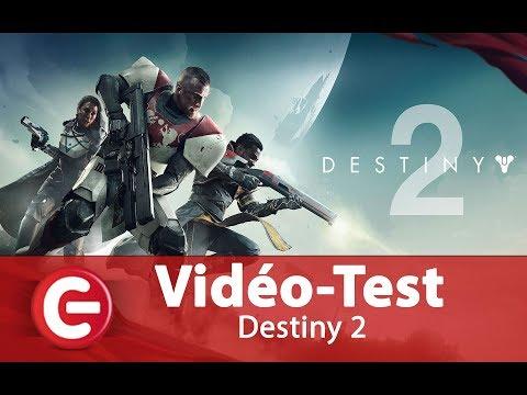 [Vidéo-Test] Destiny 2