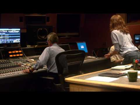 Al Schmitt mixing That's All at Capital Records with Isabel Rose