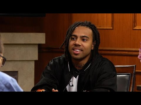 """Vic Mensa wants to """"destigmatize"""" mental health issues in the black community"""