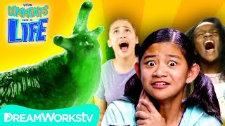 Slug Monster ATTACKS DreamWorksTV **NOT CLICKBAIT** | YOUR COMMENTS COME TO LIFE