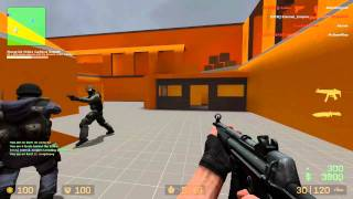 Counter Strike Source Solo Gungame with ME DAWG 4