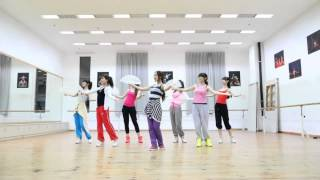 720p 七朵组合 咏春(seven sense spring chant) dance version