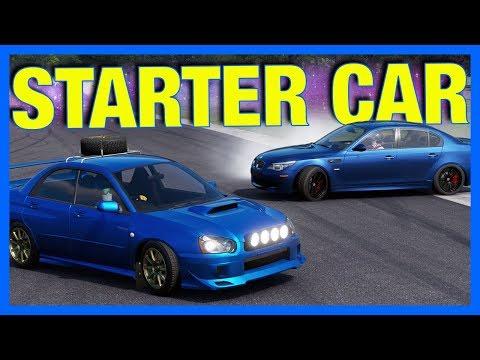 Forza Motorsport 7 Online : BEST STARTER CAR CHALLENGE!!