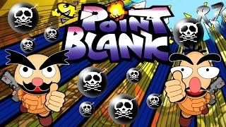 Point Blank | Arcade | Longplay | HD 720p 60FPS