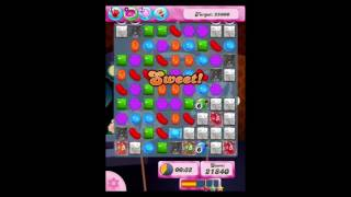 Candy Crush Saga Level 223 Walkthrough