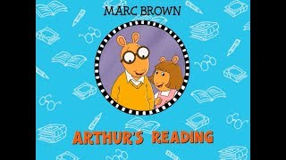 Arthur's Reading Games PC Gameplay