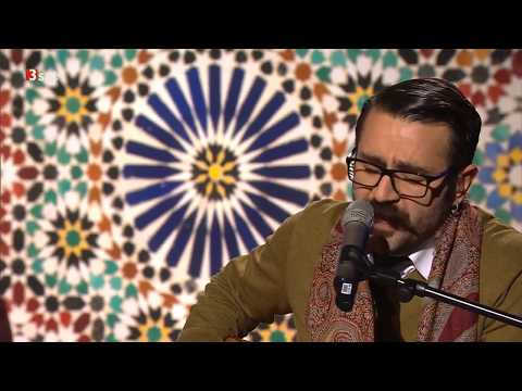 Shahin Najafi - Hazrate Naan (Live - 3sat ) اجراى زنده حضرت نان  - شاهین نجفی