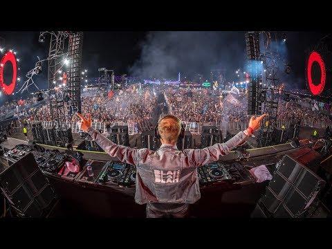 Armin van Buuren live at EDC Las Vegas 2018