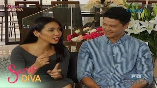 Sarap Diva: Aicelle Santos and Mark Zambrano share how their love story began