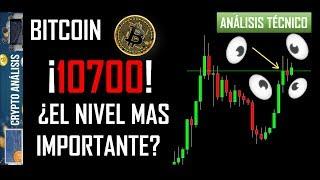 Bitcoin !$10700¡   Btc/Criptomonedas TRADING ANÁLISIS/NOTICIAS