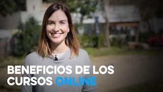 Beneficios de los Cursos Online   Alejandra y Toni   Vídeo 296 de 365
