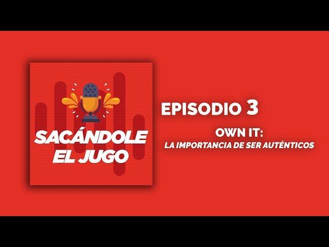 LA IMPORTANCIA DE SER UNO MISMO (con La Peccata Minuta)  | EPISODIO 03 - Sacándole el Jugo 🎙