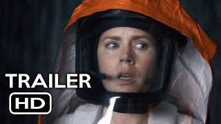 Arrival teaser trailer 1 (2016) amy adams, jeremy renner sci-fi movie hd [official trailer]