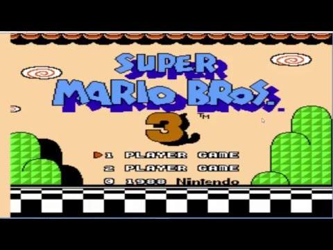 Juego Viejo De No Olvidar Mario 3 Youtube