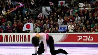 ISU WORLD 2013 - MEN FP -11/24- Yuzuro HANYU - 15.03.2013