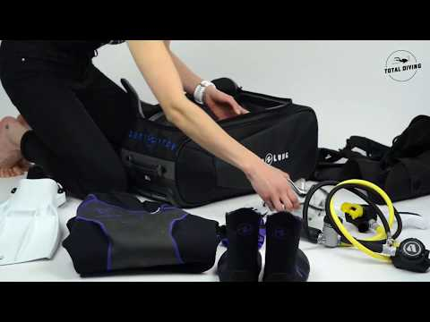 Carry-on diver - Total Diving - Montreal Scuba