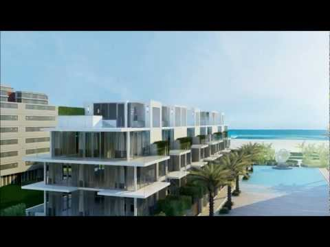 95th on the Ocean in Surfside, Miami Beach - Luxury Oceanfront Townhomes