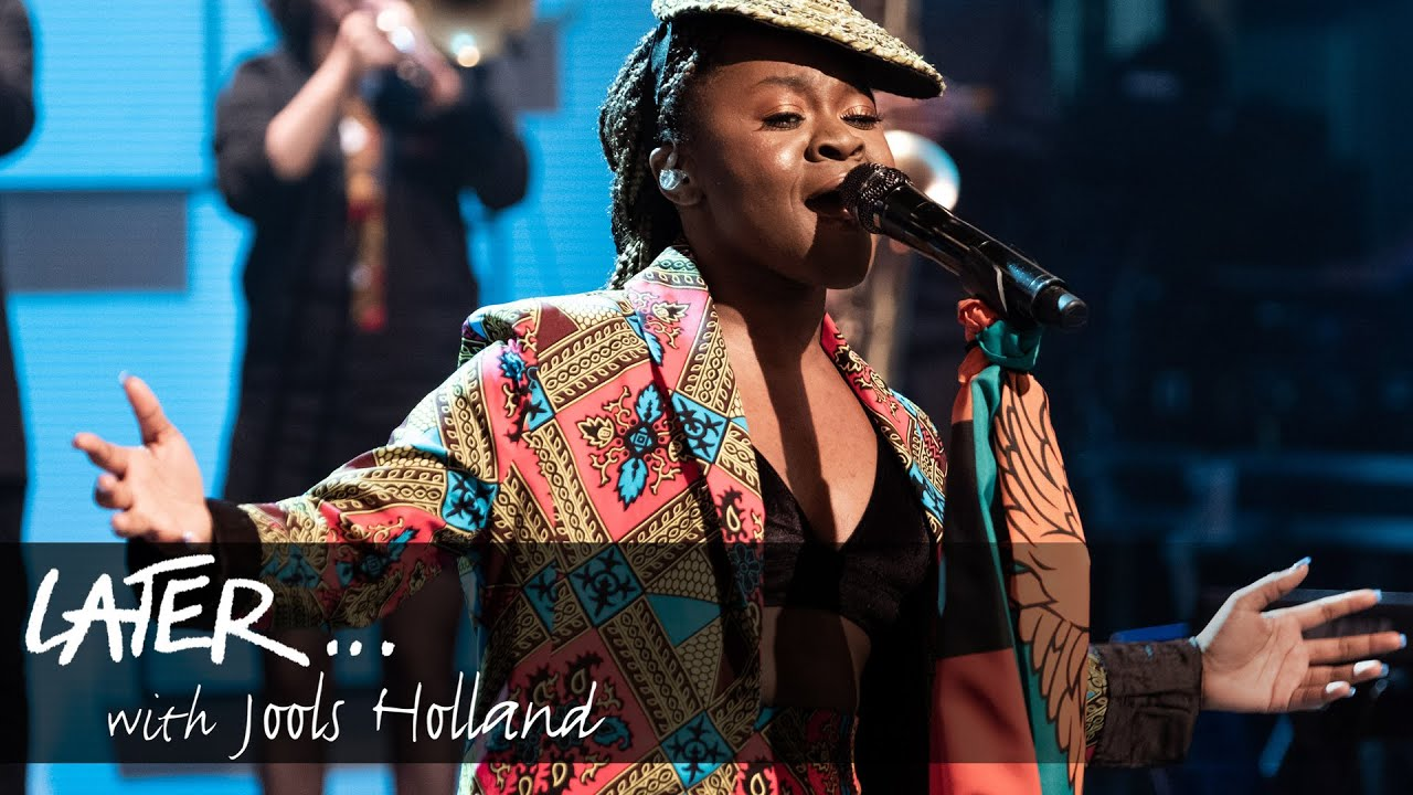Sampa the Great - OMG - from Later... With Jools Holland - BBC Two