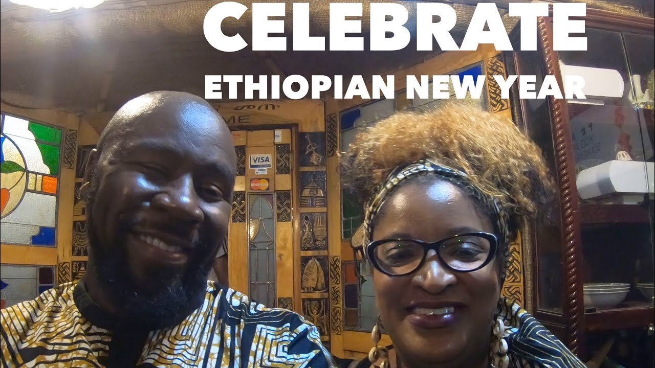 Fly, eat, drink, and dance on New Years Day in Addis Ababa Ethiopia