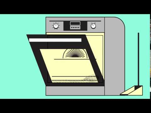 How does a self-cleaning oven work? #RealTalk