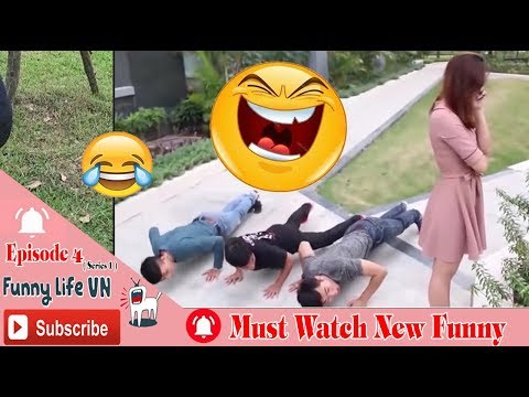 Must Watch New Funny 😂Comedy Videos 2019 Episode 4 [Series1] The Funniest Scenes Of 2019