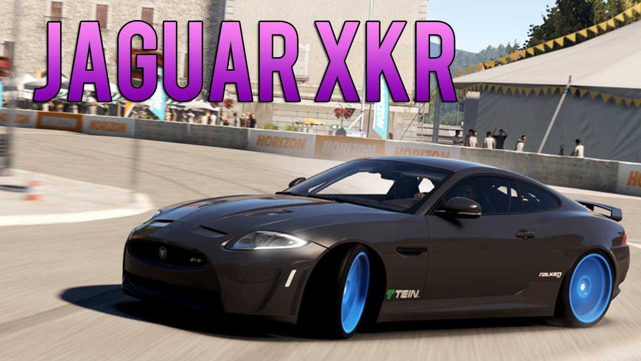forza horizon 2 personal projects jaguar xkr s youtube rh youtube com forza horizon 3 jaguar d type forza horizon 4 jaguar