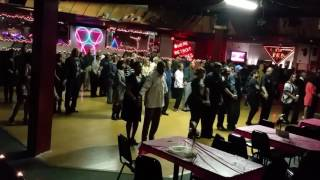 Mr. Smooth's Advanced Ballroom Dance Class at Club Yesterday's in Detroit.