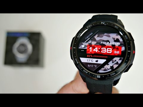 HONOR Magic Watch 2 46mm Unboxing, First Look, Initial Setup from YouTube · Duration:  10 minutes 53 seconds