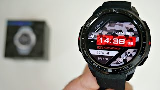 Honor Watch GS Pro Smartwatch Detailed Hands-on Review - 5ATM RUGGED - Only £249 - Any Good?