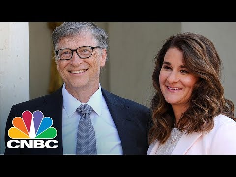 Bill And Melinda Gates Say It's Unfair That They Have So Much Wealth | CNBC