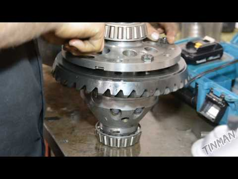 "How To: Sterling 10.5"" Axle (Ford Superduty) Rebuild"